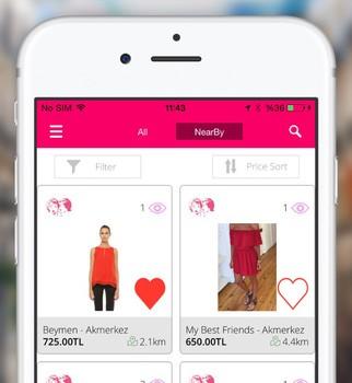 ShopSurf Ekran Görüntüleri - 1