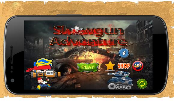 ShowGun: Adventure Ekran Görüntüleri - 5