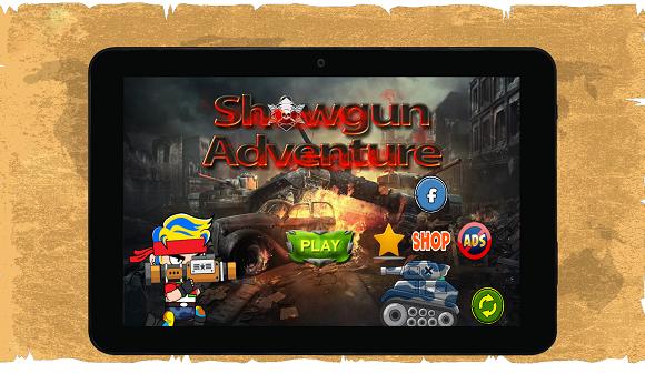 ShowGun: Adventure Ekran Görüntüleri - 1