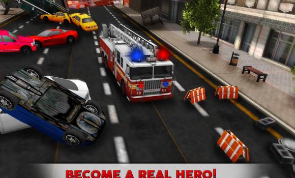 Sim Emergency Driver Ekran Görüntüleri - 1