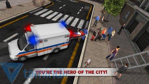 Sim Emergency Driver Ekran Görüntüleri - 3