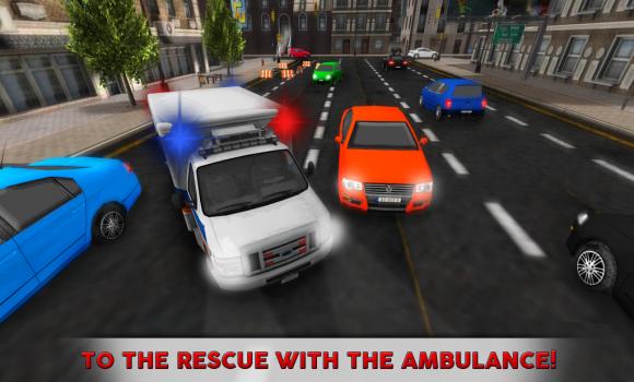 Sim Emergency Driver Ekran Görüntüleri - 2