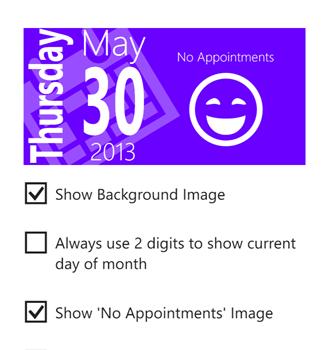 Simple Calendar Ekran Görüntüleri - 1