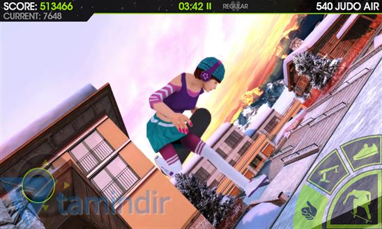 Skateboard Party 2 Lite Ekran Görüntüleri - 2