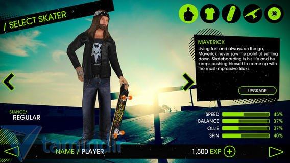 Skateboard Party 2 Lite Ekran Görüntüleri - 1