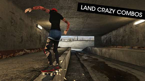 Skateboard Party 3 Ekran Görüntüleri - 3