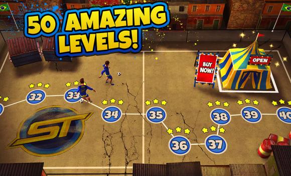 SkillTwins Football Game Ekran Görüntüleri - 2