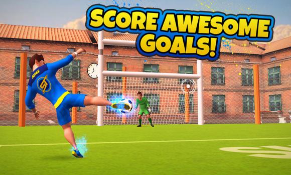 SkillTwins Football Game Ekran Görüntüleri - 1