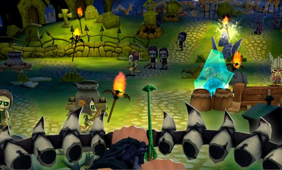 Skull Towers Ekran Görüntüleri - 1