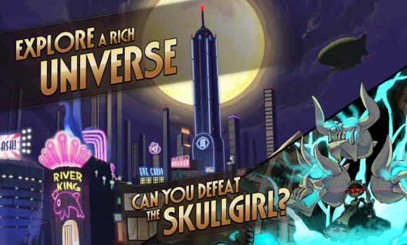 Skullgirls Ekran Görüntüleri - 2