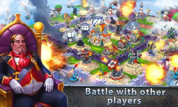 Sky Clash: Lords of Clans 3D Ekran Görüntüleri - 3