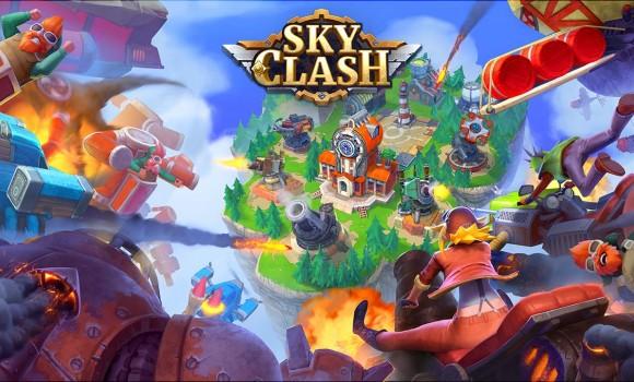 Sky Clash: Lords of Clans 3D Ekran Görüntüleri - 5