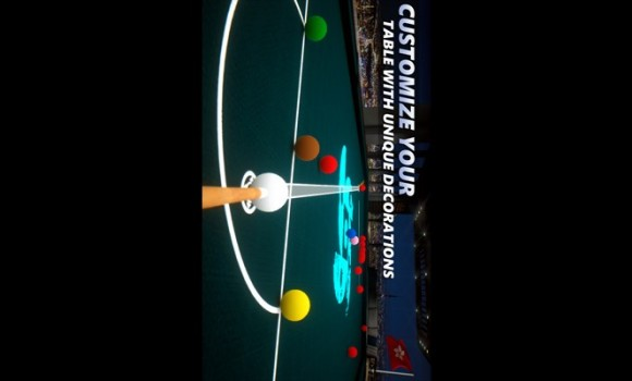 Sky Cue Club Ekran Görüntüleri - 2