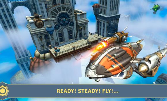 Sky to Fly: Soulless Leviathan Ekran Görüntüleri - 5