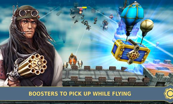 Sky to Fly: Soulless Leviathan Ekran Görüntüleri - 2