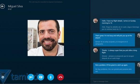 Skype Translator Ekran Görüntüleri - 2