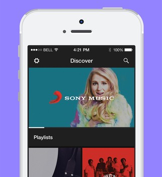 Sleeve Music Ekran Görüntüleri - 1
