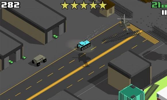 Smashy Road: Wanted Ekran Görüntüleri - 4