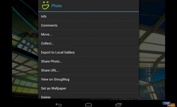 SmugMug Ekran Görüntüleri - 4