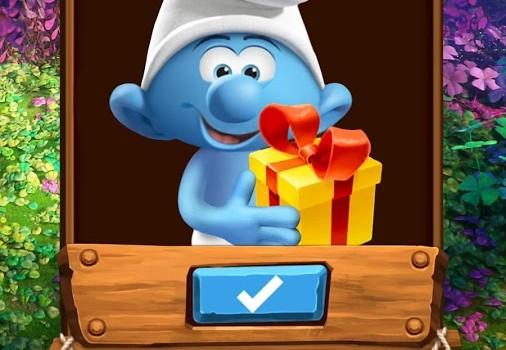 Smurfs Bubble Story Ekran Görüntüleri - 2