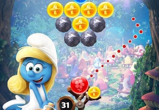 Smurfs Bubble Story Ekran Görüntüleri - 5