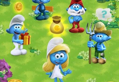 Smurfs Bubble Story Ekran Görüntüleri - 4