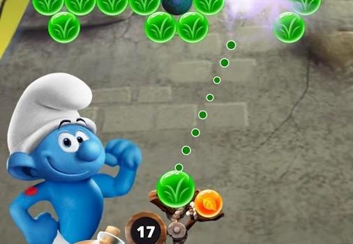 Smurfs Bubble Story Ekran Görüntüleri - 1