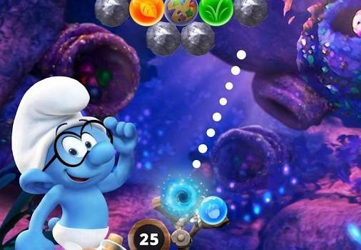 Smurfs Bubble Story Ekran Görüntüleri - 3