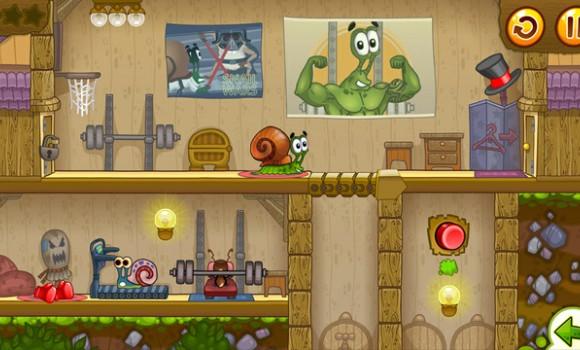 Snail Bob 2 Ekran Görüntüleri - 4
