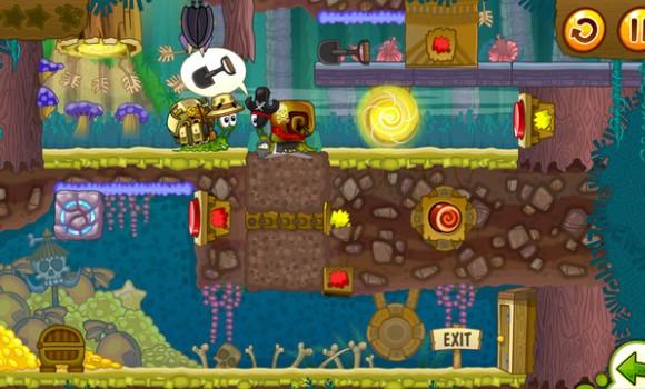 Snail Bob 2 Ekran Görüntüleri - 3