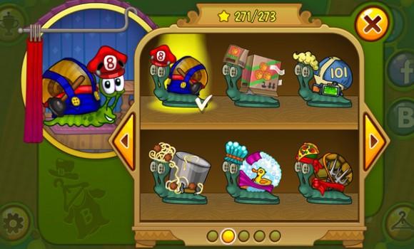 Snail Bob 2 Ekran Görüntüleri - 2