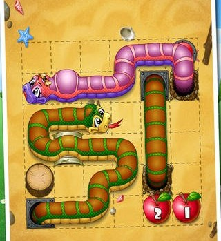 Snakes And Apples Ekran Görüntüleri - 2