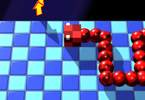 Snaky Squares Ekran Görüntüleri - 2