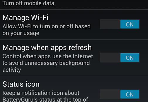 Snapdragon BatteryGuru Ekran Görüntüleri - 1