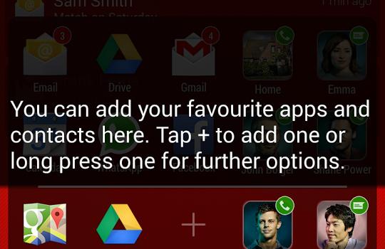 Snapdragon Glance Ekran Görüntüleri - 3