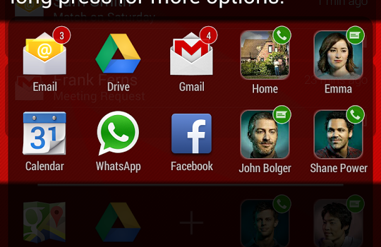 Snapdragon Glance Ekran Görüntüleri - 2