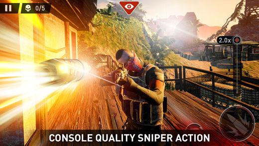 Sniper: Ghost Warrior Ekran Görüntüleri - 1