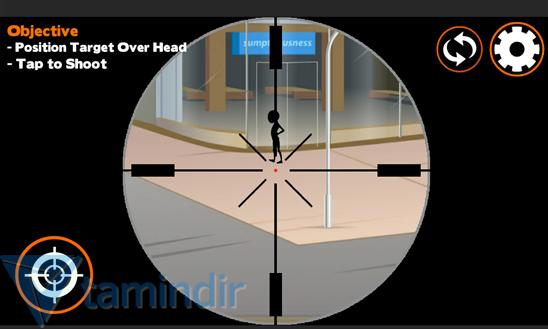 Sniper Shooting Ekran Görüntüleri - 3