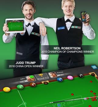 Snooker Live Pro Ekran Görüntüleri - 5