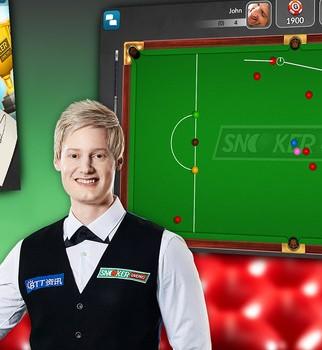 Snooker Live Pro Ekran Görüntüleri - 3