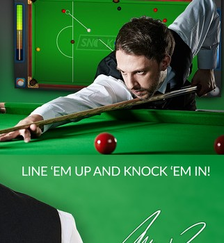 Snooker Live Pro Ekran Görüntüleri - 1