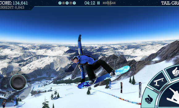 Snowboard Party Ekran Görüntüleri - 2
