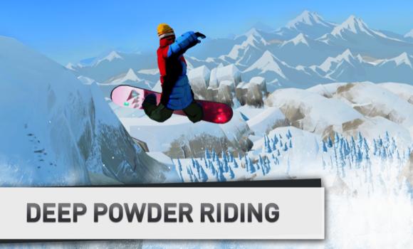 Snowboarding The Fourth Phase Ekran Görüntüleri - 4