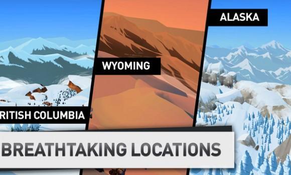 Snowboarding The Fourth Phase Ekran Görüntüleri - 3