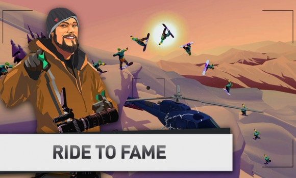 Snowboarding The Fourth Phase Ekran Görüntüleri - 2
