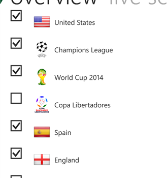 Soccer Scores Live Ekran Görüntüleri - 2