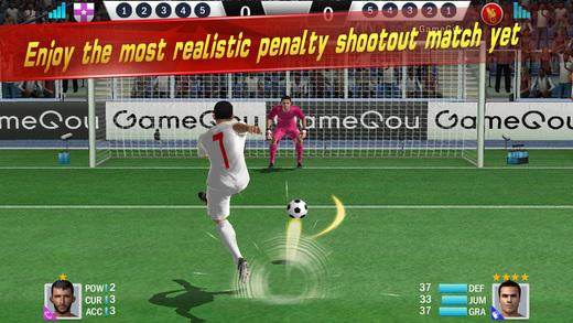 Soccer Shootout Ekran Görüntüleri - 5