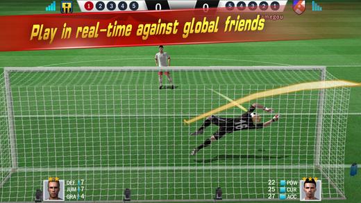 Soccer Shootout Ekran Görüntüleri - 4