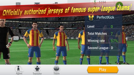 Soccer Shootout Ekran Görüntüleri - 2