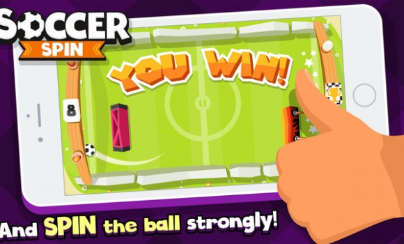 Soccer Spin Ekran Görüntüleri - 4